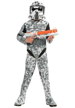 Kids Star Wars Clone Wars ARF Trooper Costume