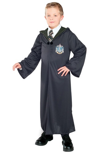 Child Harry Potter Slytherin Costume RU884254