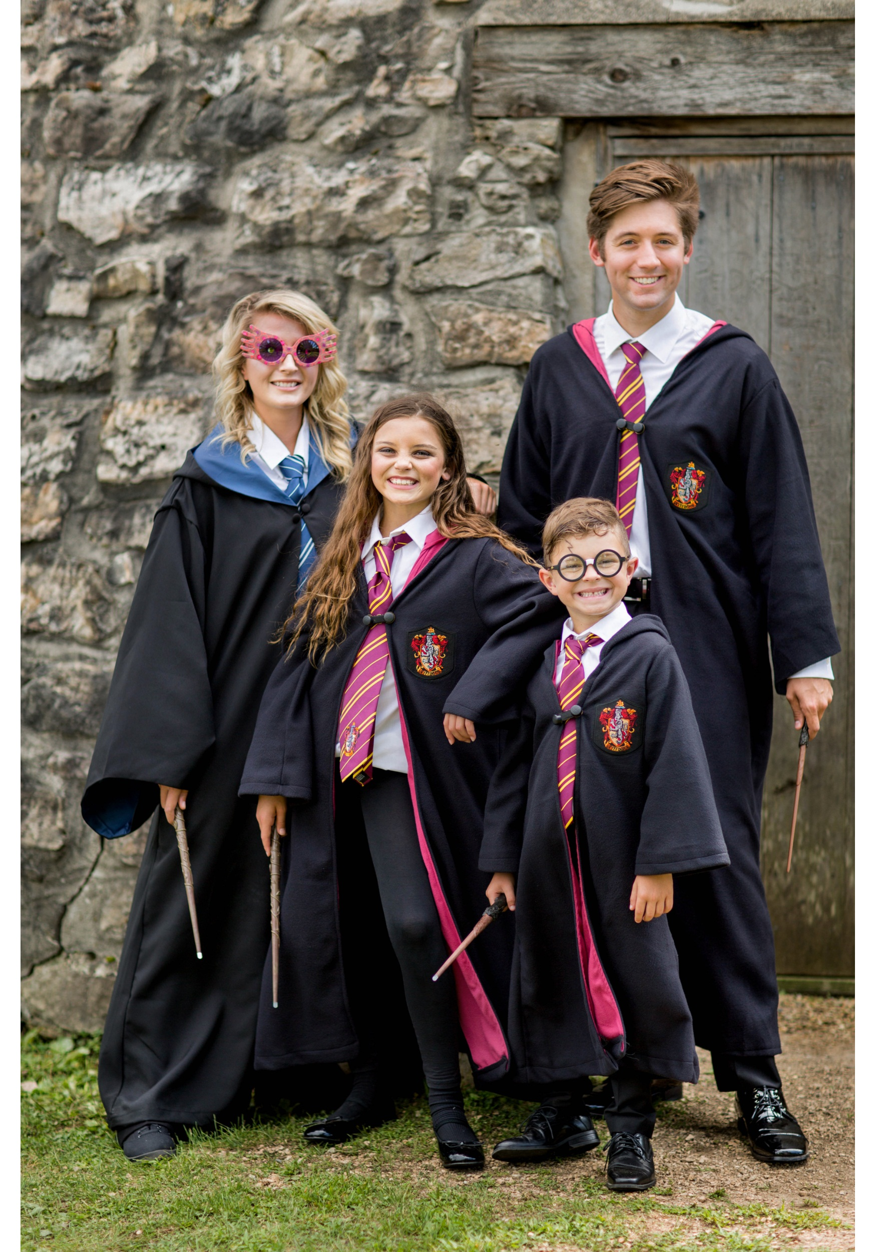 sc 1 st  Fun.com & Child Deluxe Harry Potter Costume