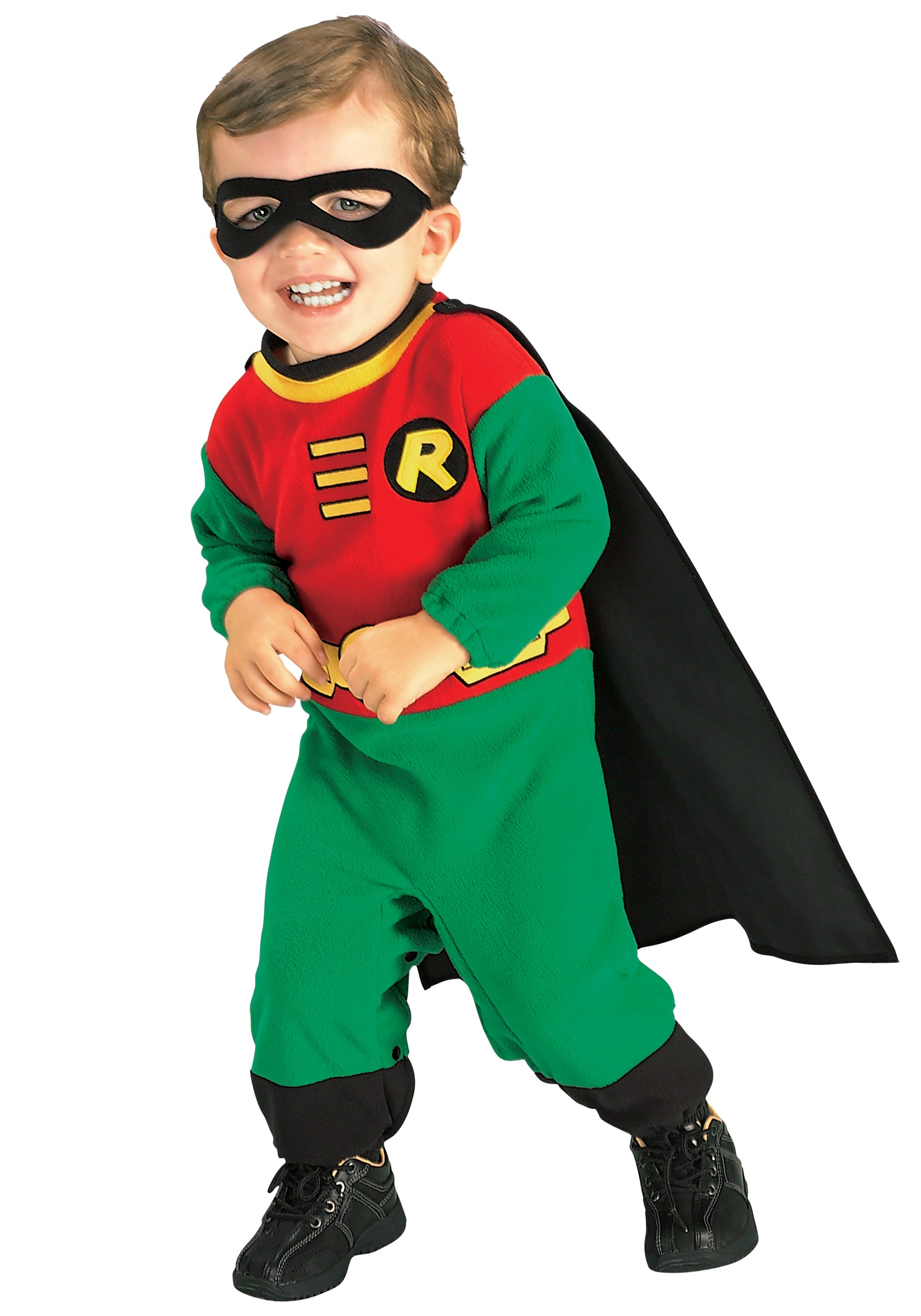 Toddler Robin Teen Titans Costume-5407