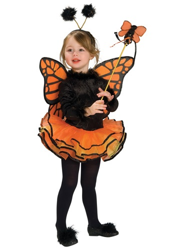 Tutu Butterfly Costume For Child