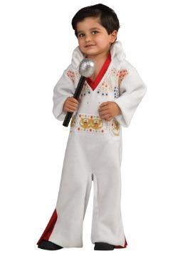 Toddler Viva Las Elvis Romper Costume