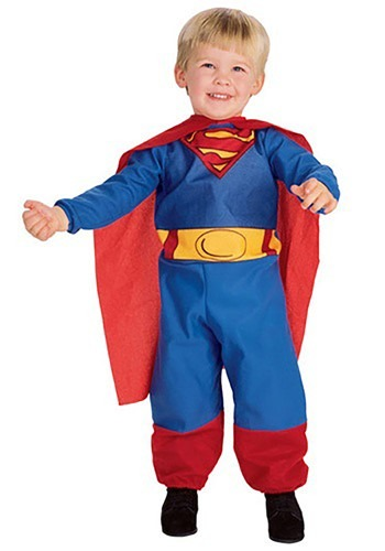 sc 1 st  Fun.com & Toddler and Infant Superman with Cape Costume