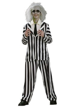Tim Burton's Beetlejuice Teen Costume