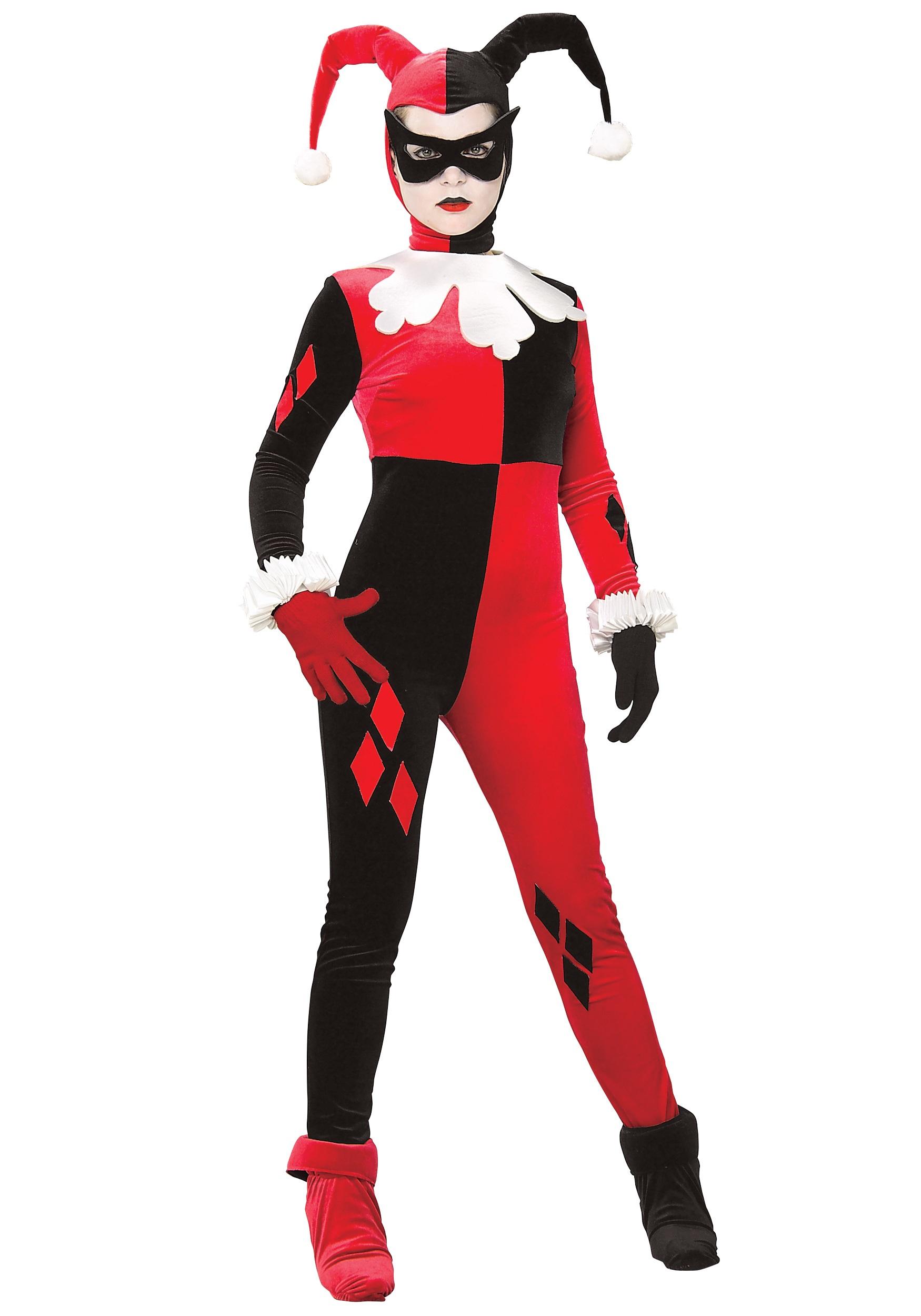 Harley Quinn Costume for Women RU888102
