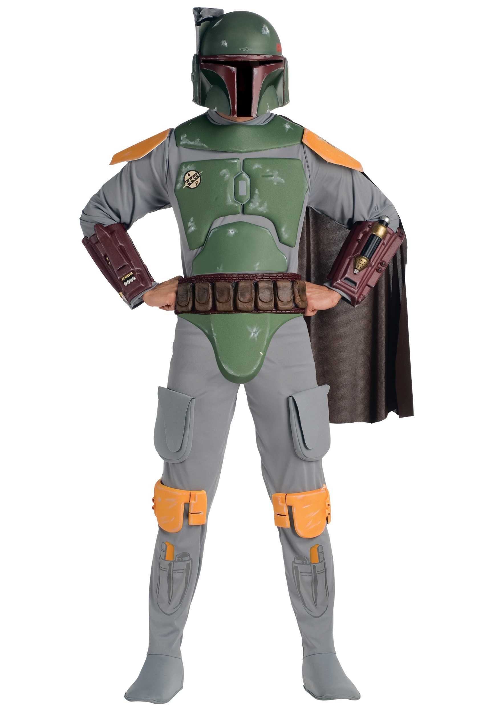 ultimate adult boba fett costume from star wars