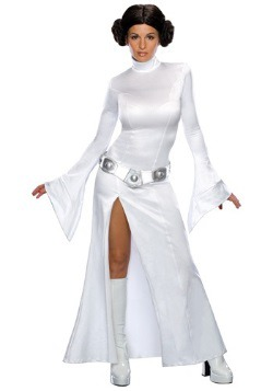Womens Sexy Princess Leia Costume