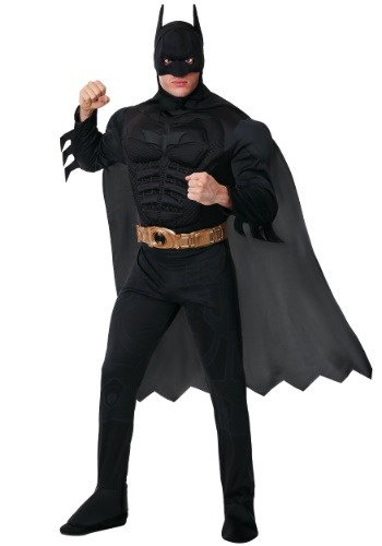 Men's Deluxe Dark Knight Costume
