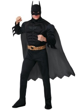 Men's Deluxe Dark Knight Costumeupdate