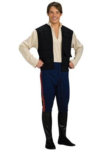 Han Solo Deluxe Men's Costume