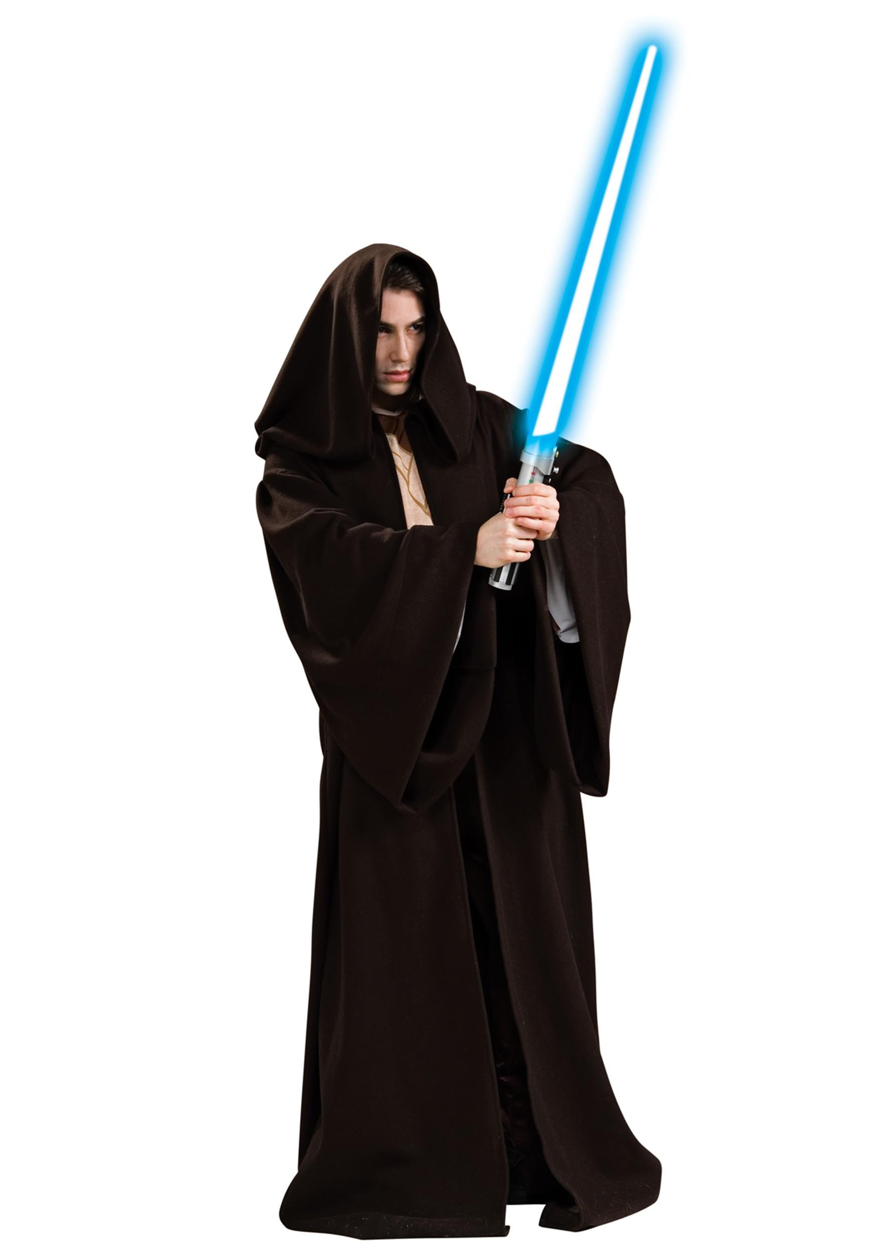 d85e25c3a1 Super Deluxe Jedi Robe Costume from Star Wars