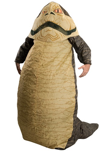 Men's Jabba the Hutt Costume