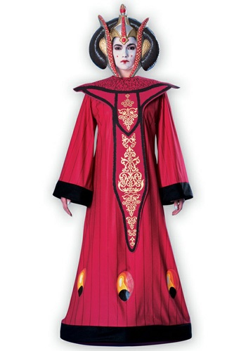 Women's Queen Amidala Costume