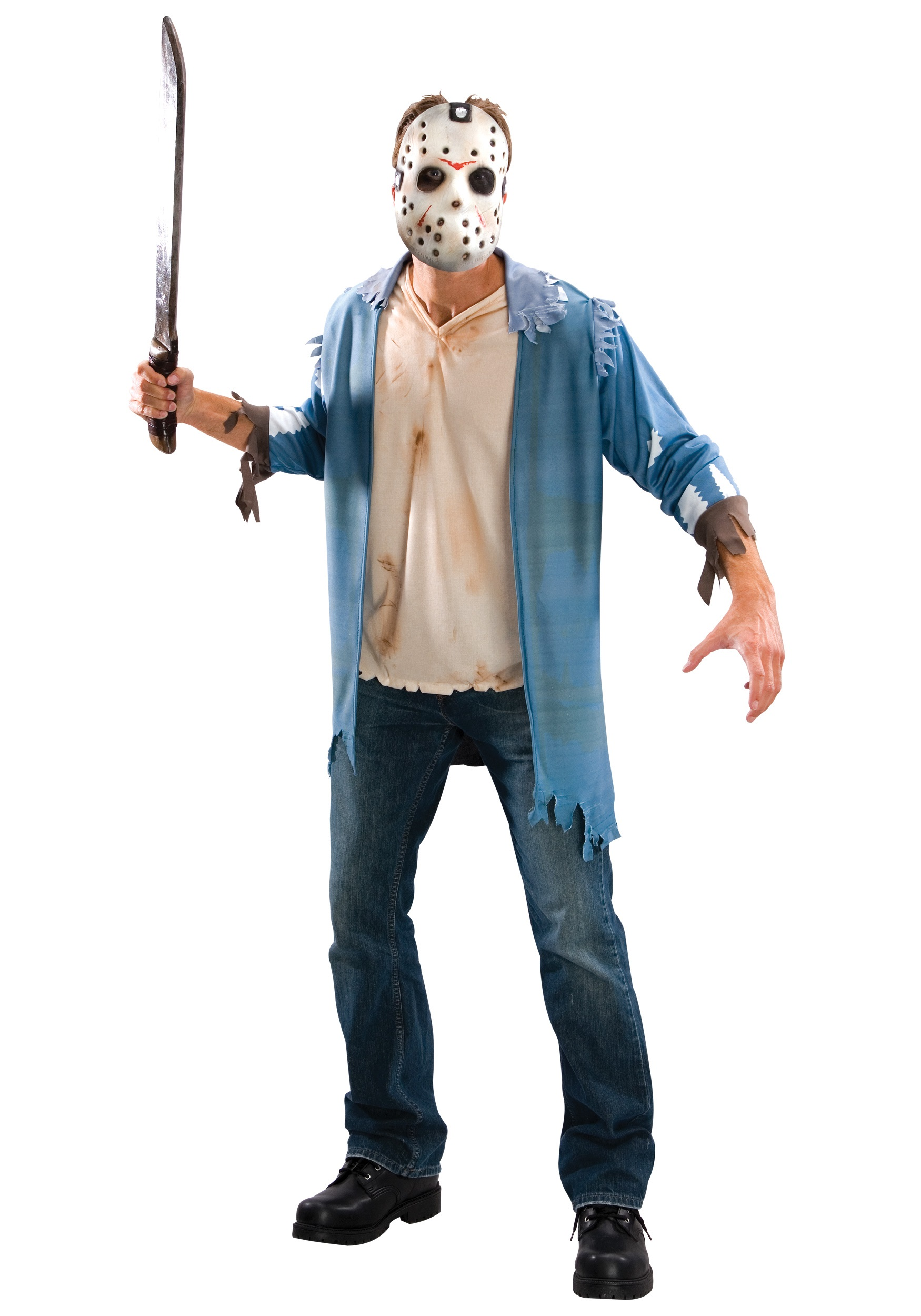 Adult Jason Costume RU889070
