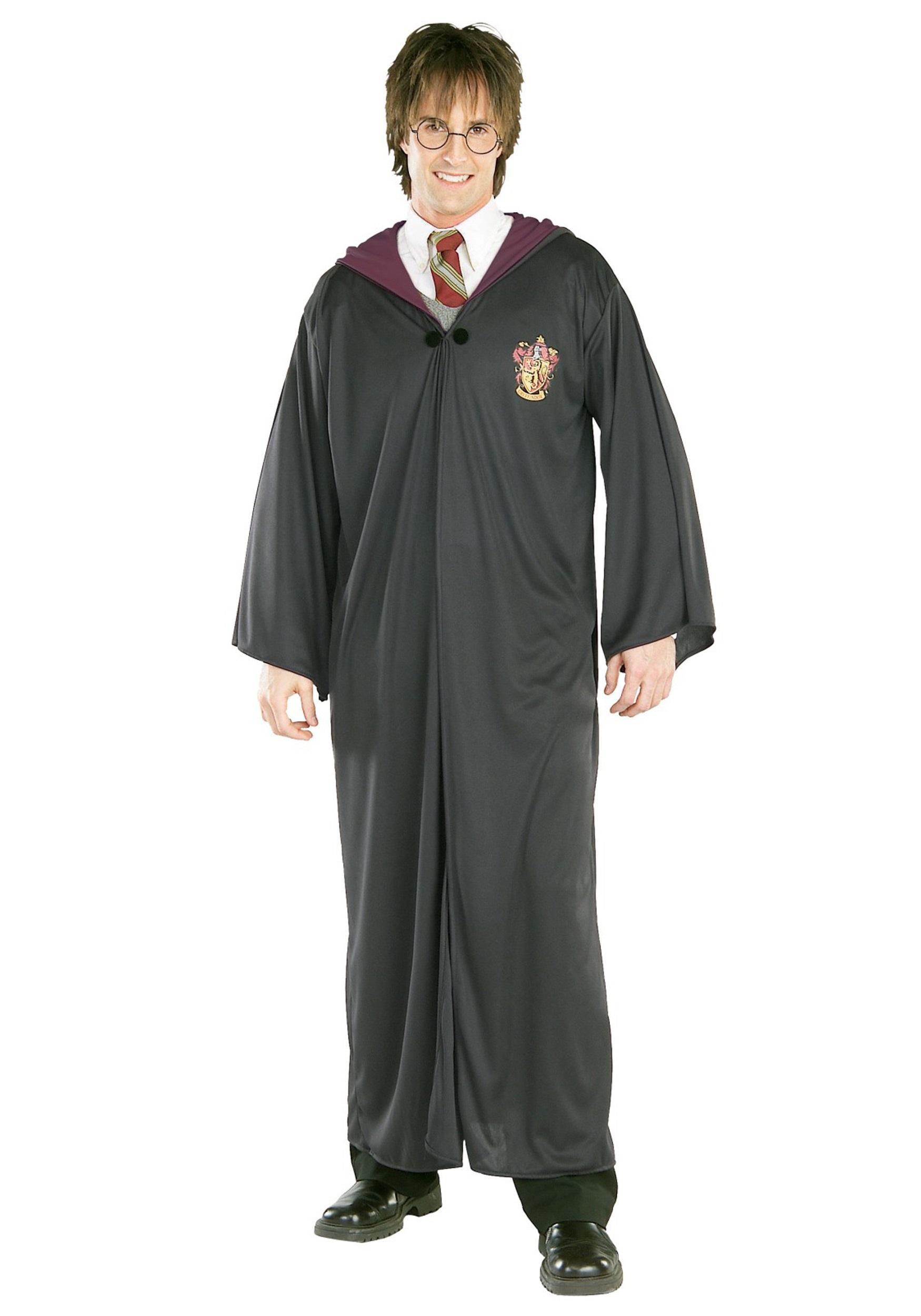 Harry Potter Wizard Gryffindor Robe