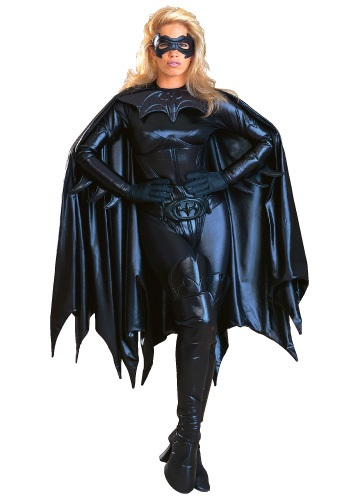 Women's Authentic Batgirl Costume