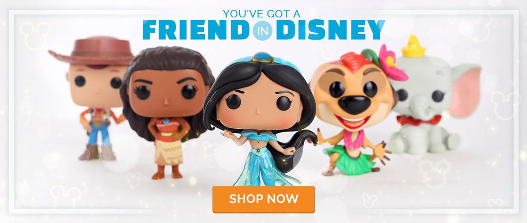 You've Got A Friend In Disney