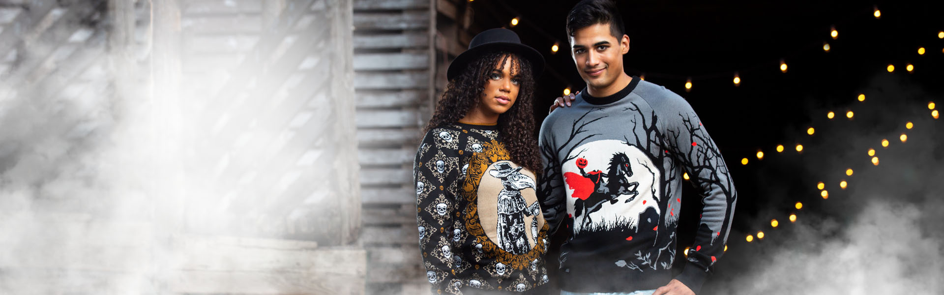 Halloween Sweaters & Jumpers