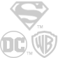 Superman, DC Comics, and Warner Bros. logos